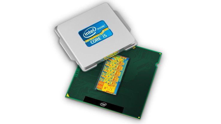 """Die in Ultrabooks eingesetzten Intel-Prozessoren Core i5 und Core i6 bauen auf """"Sandy Bridge mobile"""" auf und basieren noch auf der 32-nm-Fertigung."""