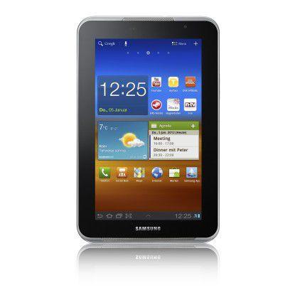 Überarbeitetes Design: Samsung Galaxy Tab 7.0 Plus N
