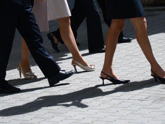 Noch bilden sie eine Minderheit: Frauen in der IT haben in den meisten Firmen Exotenstatus, erst recht im Management.