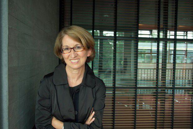 Maria Dietz sieht ihr Unternehmen auf einem guten Weg bei der Förderung von weiblichen IT-Profis.