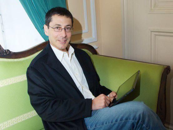 Dean Hachamovitch im Gespräch mit der ComputerWoche