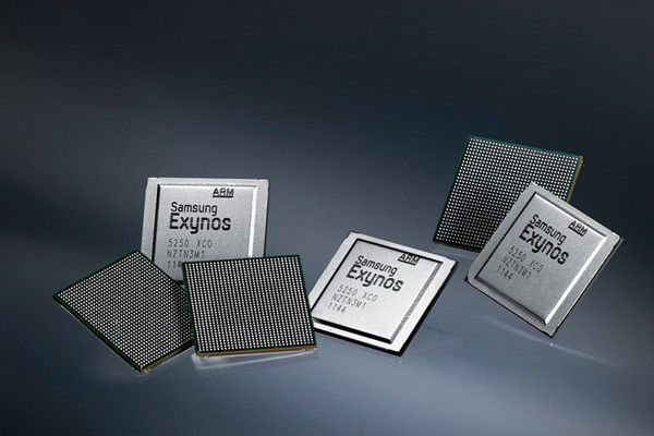 Der Samsung Exynos 5250 bietet eine doppelt so starke Performance wie sein Vorgänger und unterstützt WQXGA-Displays.