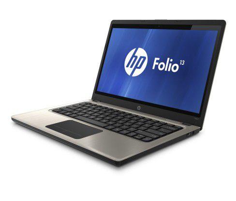 Das HP Folio 13 sieht für ein Ultrabook nicht nur recht gewöhnlich aus - es ist auch recht gewöhnlich.