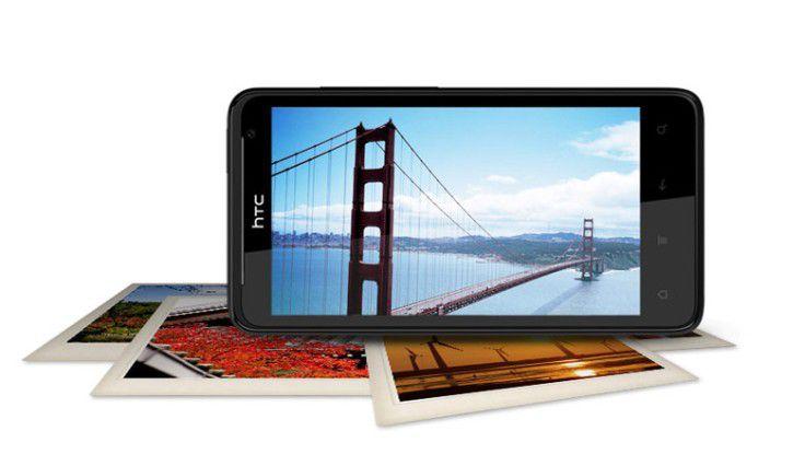 Das HTC Velocity 4G wird Deutschlands erstes LTE-Smartphone.
