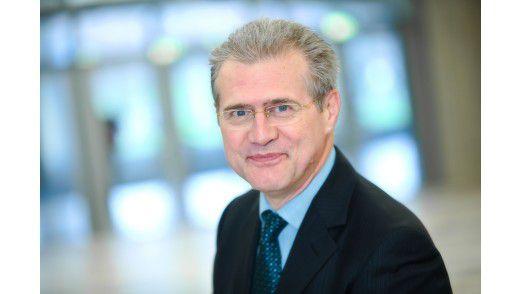 DSAG-Vorstand Karl Liebstückel sieht das klassische SAP ERP-System im Mittelpunkt der diesjährigen Investitionsvorhaben.