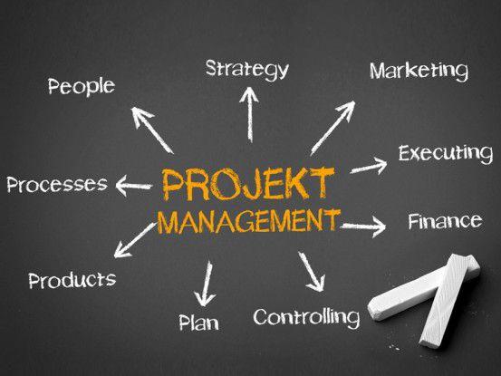 Auch im Projekt-Management werden verstärkt Freiberfuler eingesetzt.