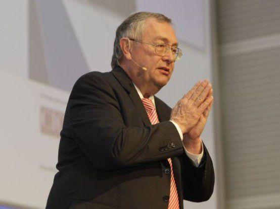 Rainer Janßen ist langjähriger CIO der Münchener Rück.