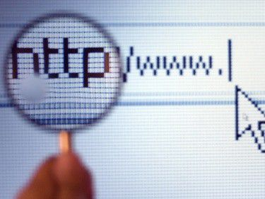 Der Missbrauch von Domainnamen ist eindeutig strafbar.