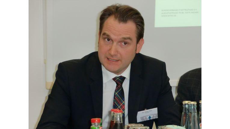 Bitmi-Präsident Oliver Grün fordert politische Fördermaßnahmen für den deutschen IT-Mittelstand.