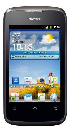 Das Huawei Ascend Y200