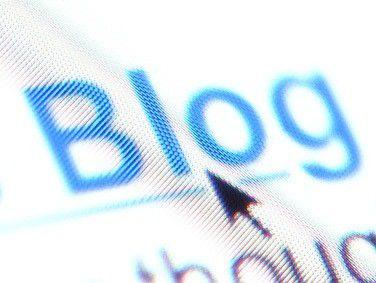 Achtung, Blogeintrag: Sie sollten unbedingt bedenken, welche manchmal unlöschbaren Spuren Sie damit hinterlassen!