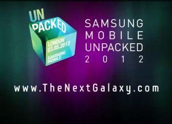 Das Galaxy S3 wird am 3. Mai vorgestellt - bis dahin darf gerätselt werden.