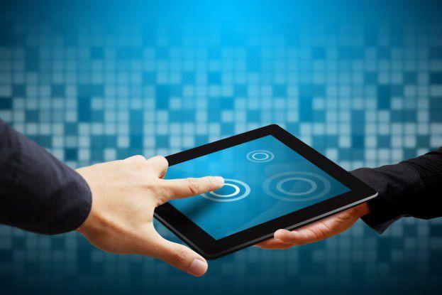 Frontalangriff auf den Tablet-Markt: Vodafone will durchstarten.