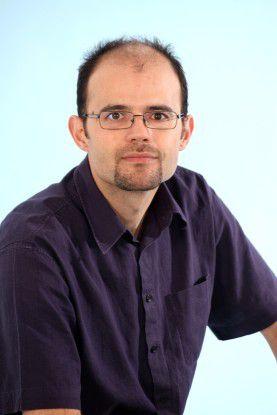 Marcos Sanz Grossón leitete das Migrations-Projekt bei der Denic und konnte die Datenbank-Performance so steigern, dass Registrierungs-anfragen bis zu zehnmal schneller bearbeitet werden.