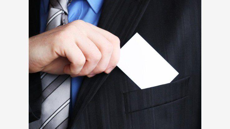 Business Knigge Die Visitenkarte Ist Ihr Gesicht
