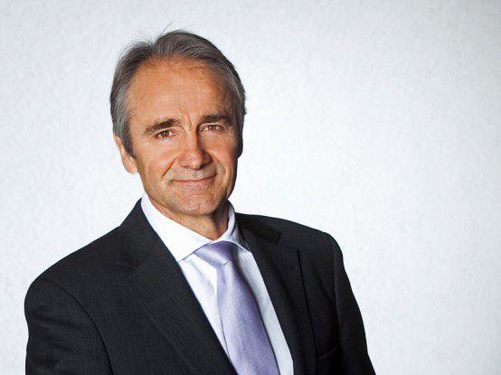 Karl-Heinz Streibich, Vorstandsvorsitzenden der Software AG.