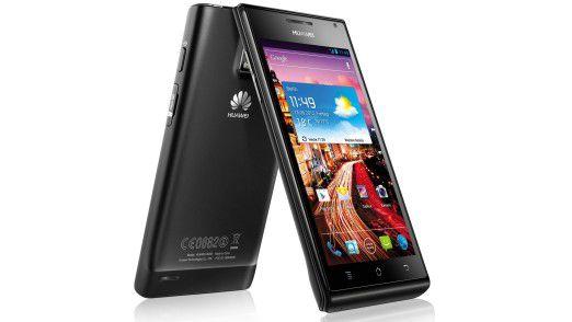 Das Huawei Ascend P1.