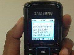 Gmail SMS bringt E-Mails auf Einfach-Handys