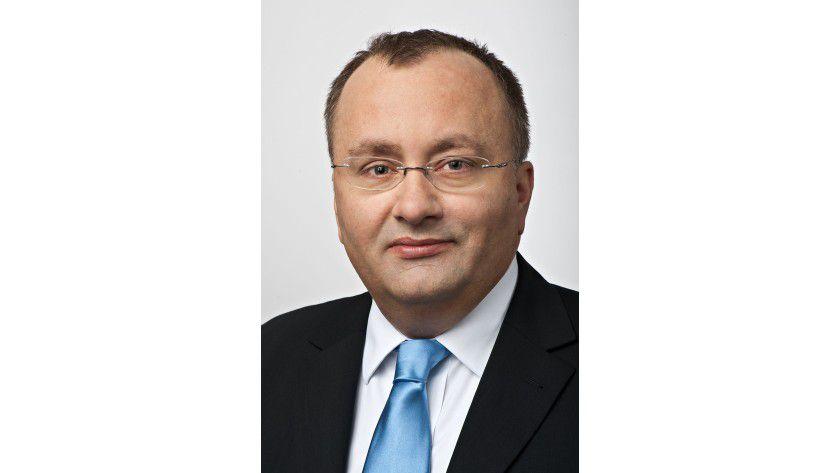 """Dinko Eror, Senior Director Global Services Lead bei EMC: """"Mit der Symmetrix VMAX 40K hat EMC Leistung und Kapazität deutlich erhöht."""""""