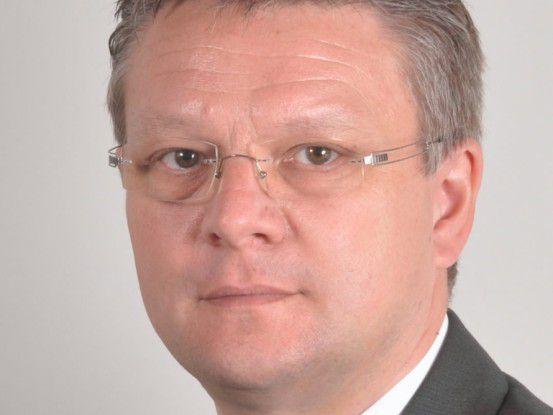 Projektleiter Jens Helmers von der LVM Versicherung.