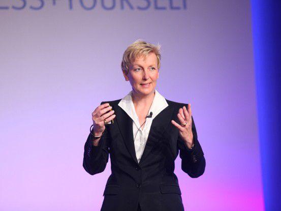 """""""Wir stecken mitten in einer großen IT-Transformation"""", Sabine Bendiek, Geschäftsführerin EMC Deutschland"""