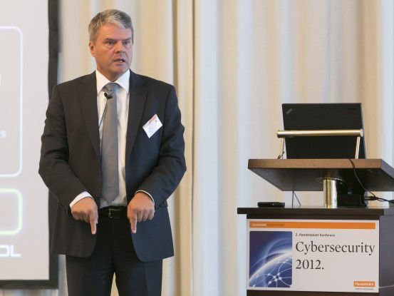 Troels Oerting, Chef des neugegründeten EC3, zeigte sich fest entschlossen, einen gesamteuropäischen Cyberabwehrplan zu entwickeln.