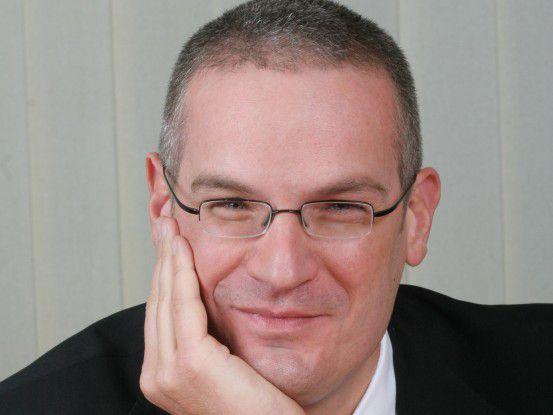 "Rechtsanwalt Robert Mudter: Personaler verwenden oft Textbausteine."""