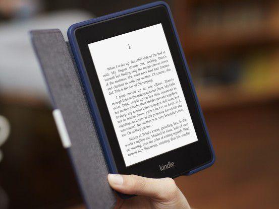 Kindle Paperwhite - noch im Oktober auf dem deutschen Markt erhältlich.