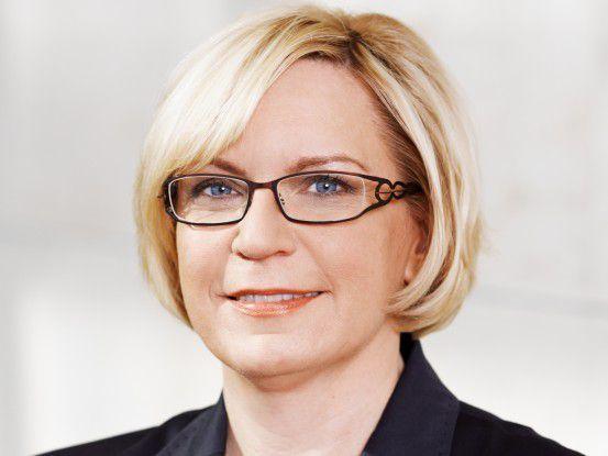 Marika Lulay ist diplomierte Informatikerin und seit zehn Jahren im Vorstand des IT-Dienstleisters GFT Technologies.