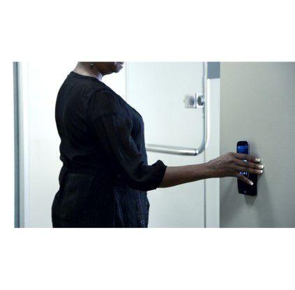 Good Technology testete den Zugang an drei Türen.