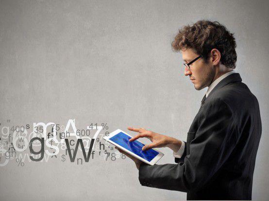 In Zukunftsthemen wie Cloud Computing sehen Freiberufler gute Chancen.
