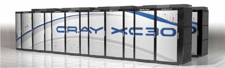 Supercomputer der XC-Linie