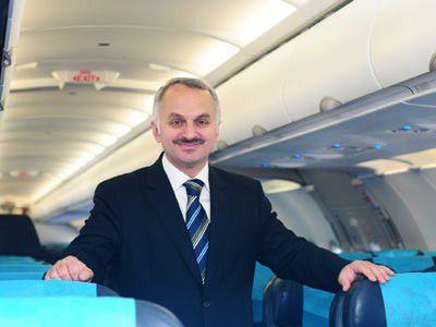 Turkish Airlines CEO Temel Kotil will mit einer ERP-Lösung von SAP die Prozesse seiner Fluglinie effizienter gestalten.