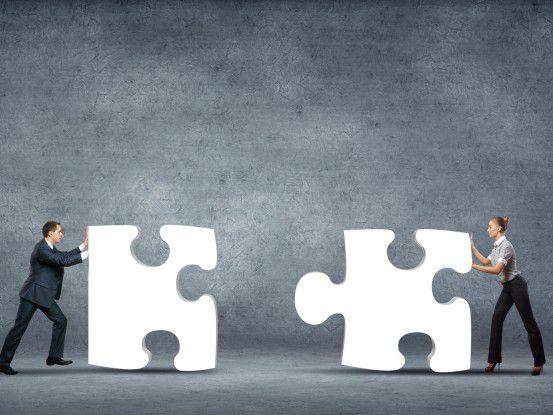 Auf jeder Seite, in der IT sowie in der Fachabteilung, sollte es einen festen Ansprechpartner für das Projekt geben.