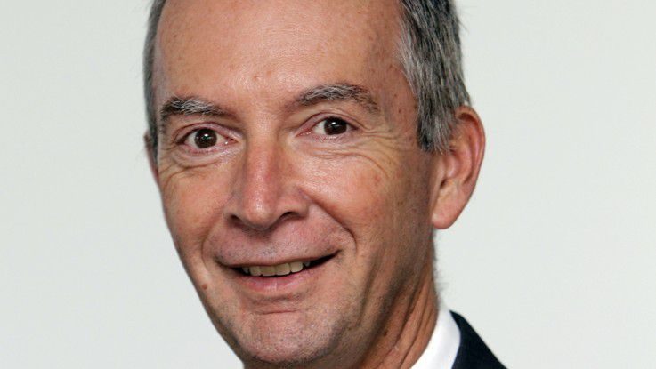 """Bernd Kuntze heißt der Gewinner des """"CIO des Jahres 2012"""" in der Kategorie """"Mittelstand""""."""