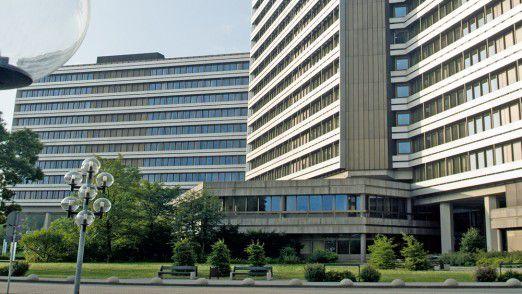Die Bundesagentur für Arbeit mit Hauptsitz in Nürnberg ist der größte Dienstleister am Arbeitsmarkt.
