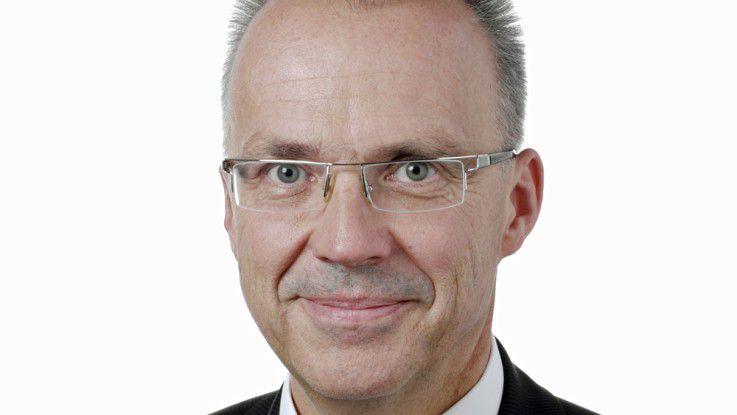 """Thomas Schott, CIO der Rehau Gruppe: """"Mit den Windows-Tablets sind die Anwender derzeit noch nicht zufrieden."""""""