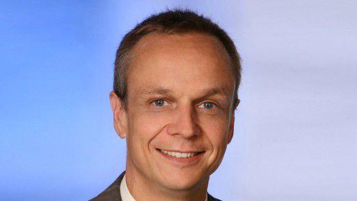 Platz 3: Volker Raupach von Johnson Controls Automotive Experience.