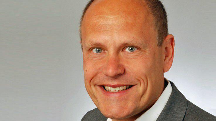 Klaus Höffgen, CIO der Delvag Luftfahrtversicherungs AG
