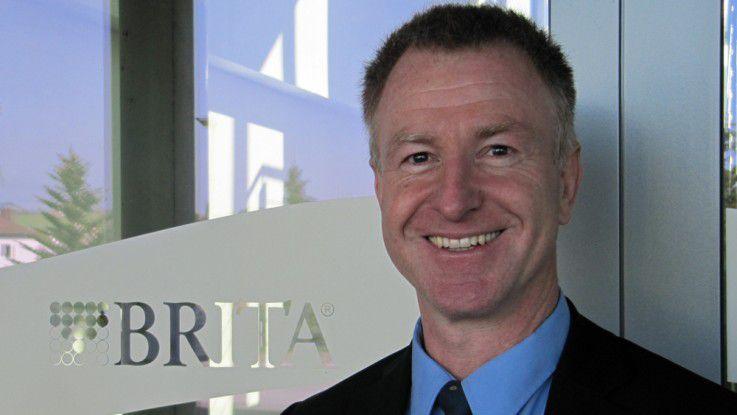 Frank Nittka hat das Thema BI auf der Agenda.
