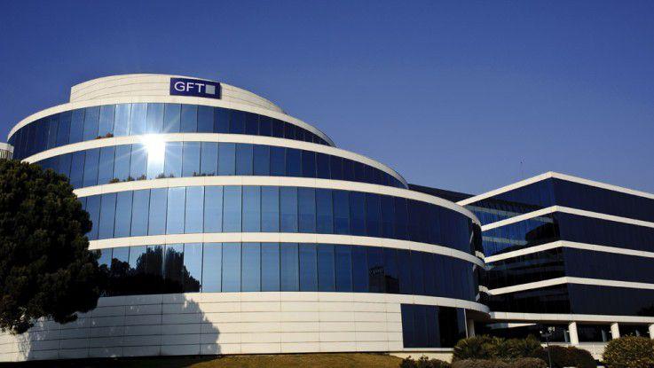 In Spanien (im Bild die Niederlassung in Barcelona) beschäftigt GFT inzwischen rund 800 Mitarbeiter. Am Standort in Lleida möchte das Unternehmen weitere 150 Fachkräfte einstellen.