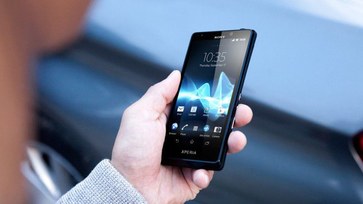 Sony profitiert vornehmlich von den schlechten Absätzen bei Nokia, HTC und RIM.