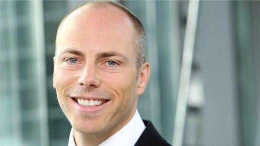 Jan Oetjen ist bei United Internet für die Webmail-Dienste verantwortlich.