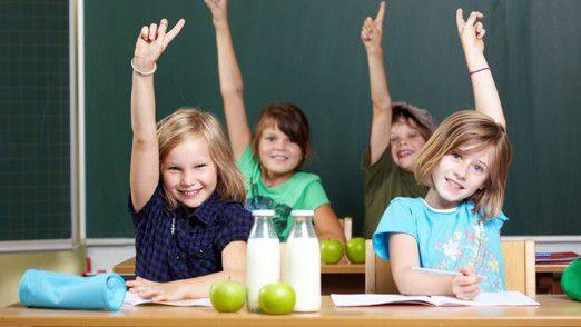 """Jetzt werden auch Schulen """"smart""""."""