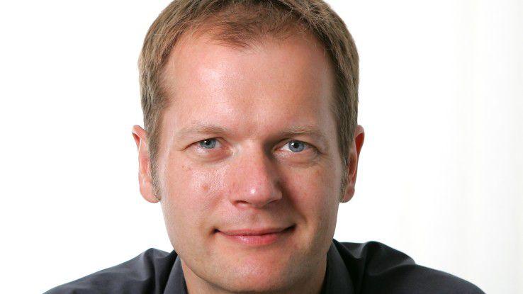 """Joachim Hackmann Leitender Redakteur bei der COMPUTERWOCHE: """"Die Digitalisierung macht ein ständiges Nachjustieren der Strategie notwendig."""""""