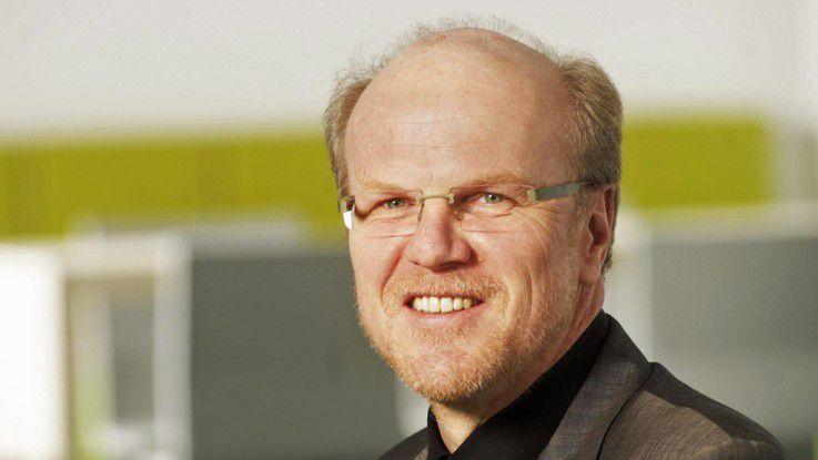 Will mit FOXDOX in einen neuen Markt einsteigen: Christoph Pliete, d.velop AG.