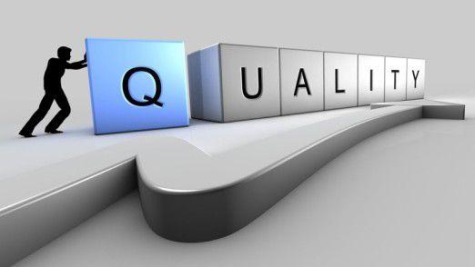 Ein hohes Maß an Qualität zu sichern, spielt für die Unternehmen eine immer größere Rolle, um am Markt wettbewerbsfähig zu bleiben.