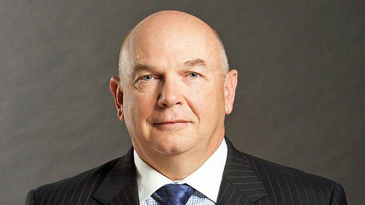 Rod Vawrey, Interims-CEO Fujitsu Technology Solutions.