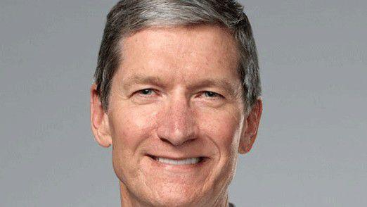 Jobs-Nachfolger Tim Cook ist eigentlich kein Freund von Rechtsstreiten.