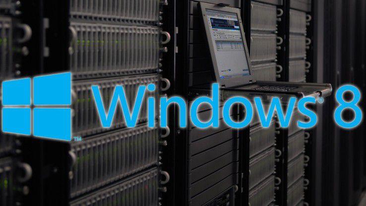 Windows 8 sichern und wiederherstellen.